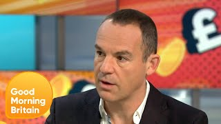 Martin Lewis on How to Cut Your Credit Card Debt Costs | Good Morning Britain