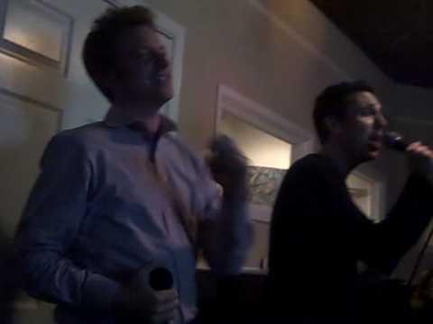 Jared Greg karaoke