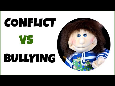 Anti-Bullying KS1 | Conflict vs Bullying | OpenView Education