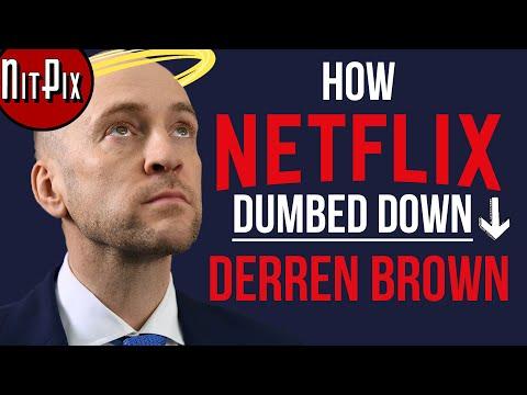 How Netflix Dumbed Down Derren Brown - NitPix