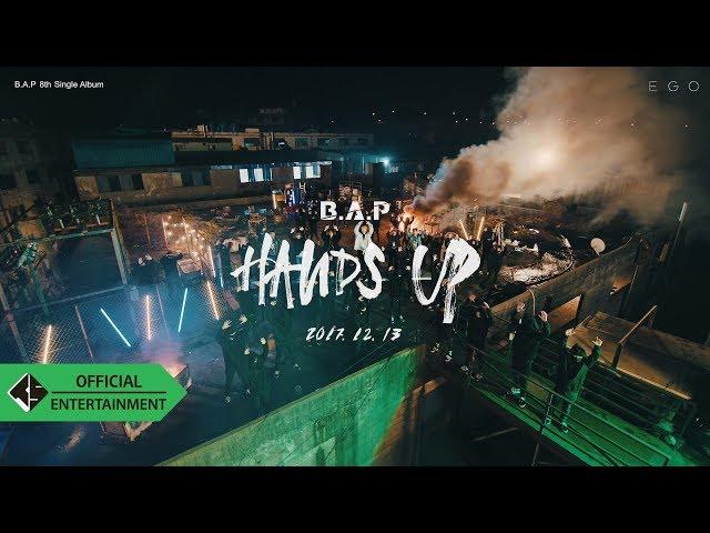 Lirik Lagu Bap Hands Up Arti dan Terjemahan