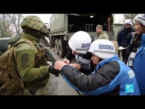 East Ukraine conflict: