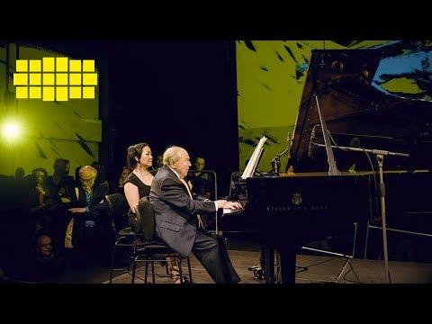 Menahem Pressler - Clair De Lune - Debussy | Yellow Lounge