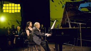 Menahem Pressler - Clair De Lune - Debussy   Yellow Lounge