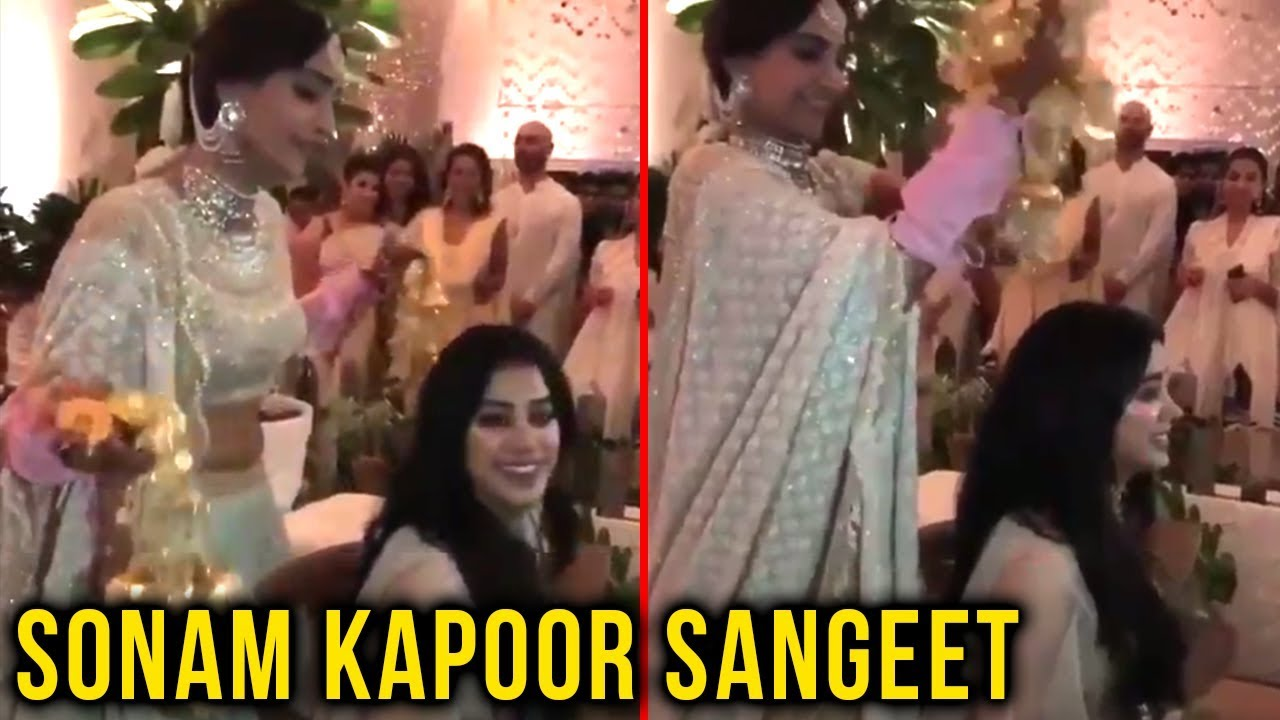 Sonam Kapoor Tried To Drop Kaleeras On Janhvi Kapoor Here S What