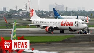 Families told design flaws to blame for Lion Air crash