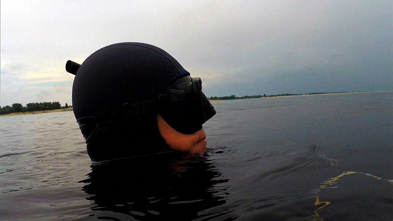 Подводная охота 24 июля 2016