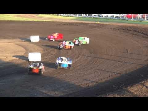 BCS Micro Mod feature Benton County Speedway 8/13/17