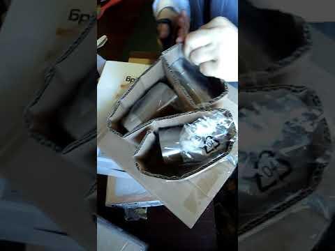 Світильник спотовий Brille HTL-179/3 GU10 SN+CH (26-708)