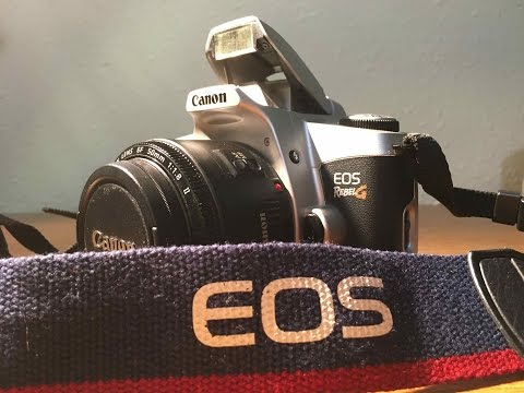 Canon EOS Rebel G, Kiss, 500n 35mm Quick Overview