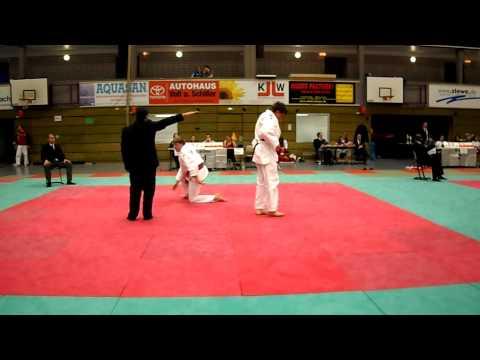 Judo - Kampf um Platz 1