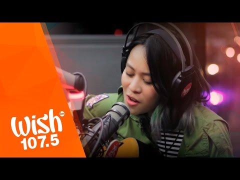 """Reese Lansangan sings """"Exploration No. 5"""" LIVE on Wish 107.5 Bus"""