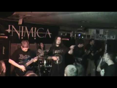 "Toto Gone Metal - ""Africa"" as performed by INIMICA"
