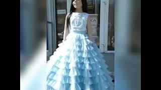 видео Голубые платья: купить в Украине недорого