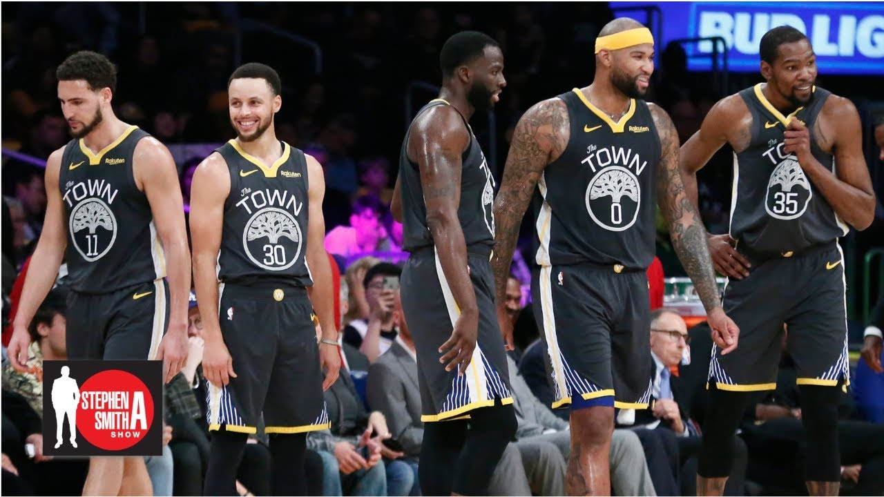 The current Warriors' core will not be together next season - Mark Jackson | Stephen A. Smith Show