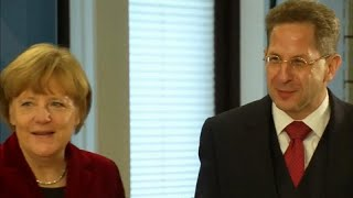 Raw Politics: the man Merkel fired and immediately promoted