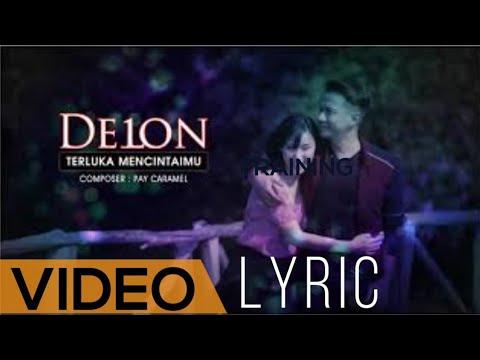 Free Download Delon - Terluka Mencintaimu (official Video Lyrics Nagaswara) #lirik Mp3 dan Mp4
