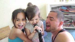 Grenade (2 YEAR OLD! Eliana Narvaez) | Bruno Mars Cover | Narvaez Music Covers | REALITYCHANGERS
