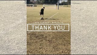 Thank You to the Countless Coaches, Leagues, & Teams Make Up the LAFC Academy