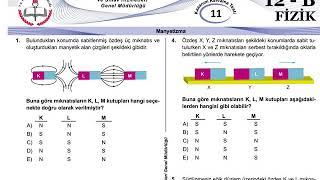 12+Mezun Fizik Meb Kazanım Testleri-11