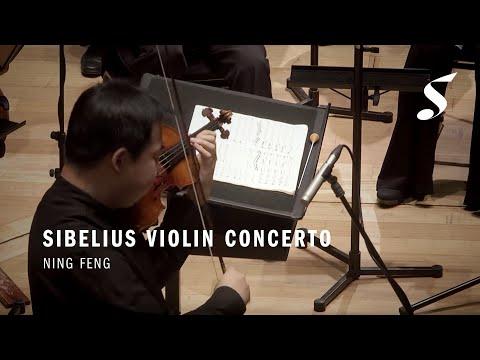 "Ning Feng plays Sibelius Violin Concerto | Nielsen Symphony No. 3 ""Espansiva"" | Lan Shui"