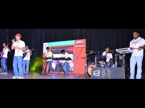Gulabi Ankhen Jo Teri Dekhi, Md. Rafi & R.D. Burman smash hit performed by AMEC