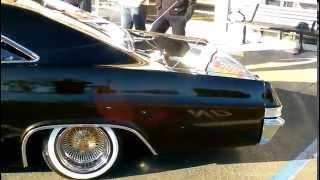 Edgardo Garcias Chevy Impala Lowrider