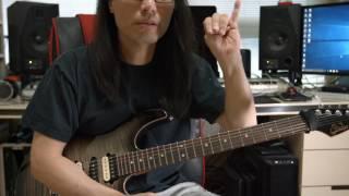 Guitar mode scale basic1