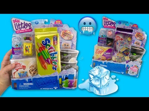 SHOPKINS REAL LITTLES SEASON 13