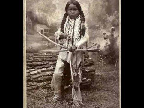 TRUE INDIGENOUS PEOPLE IN AMERICA THE TRUE NATIVE AMERICANS ( MUURS= BLACK INDIANS) pt 2