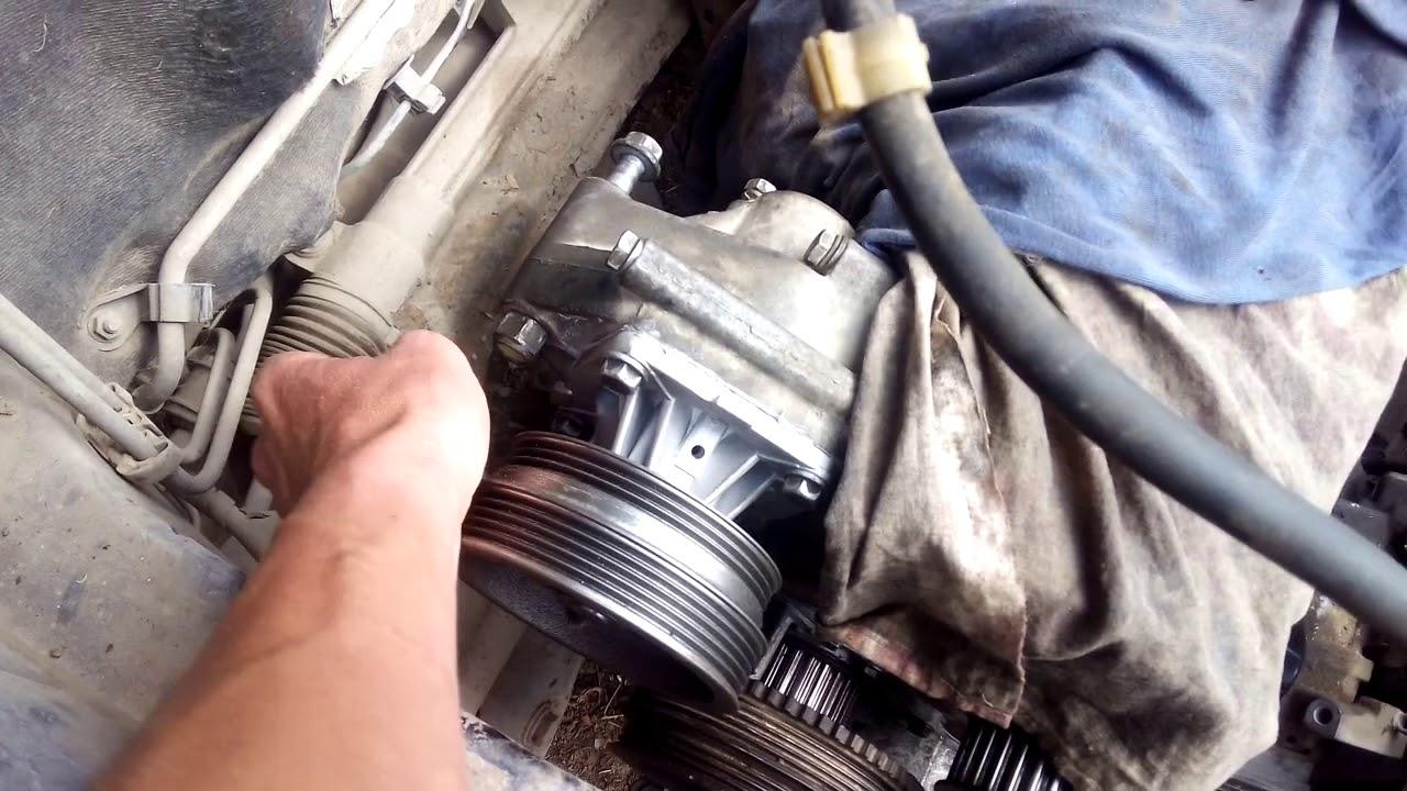 фиат стило ремонт двигателя