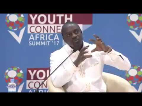 Youth Connect Africa interview with Akon