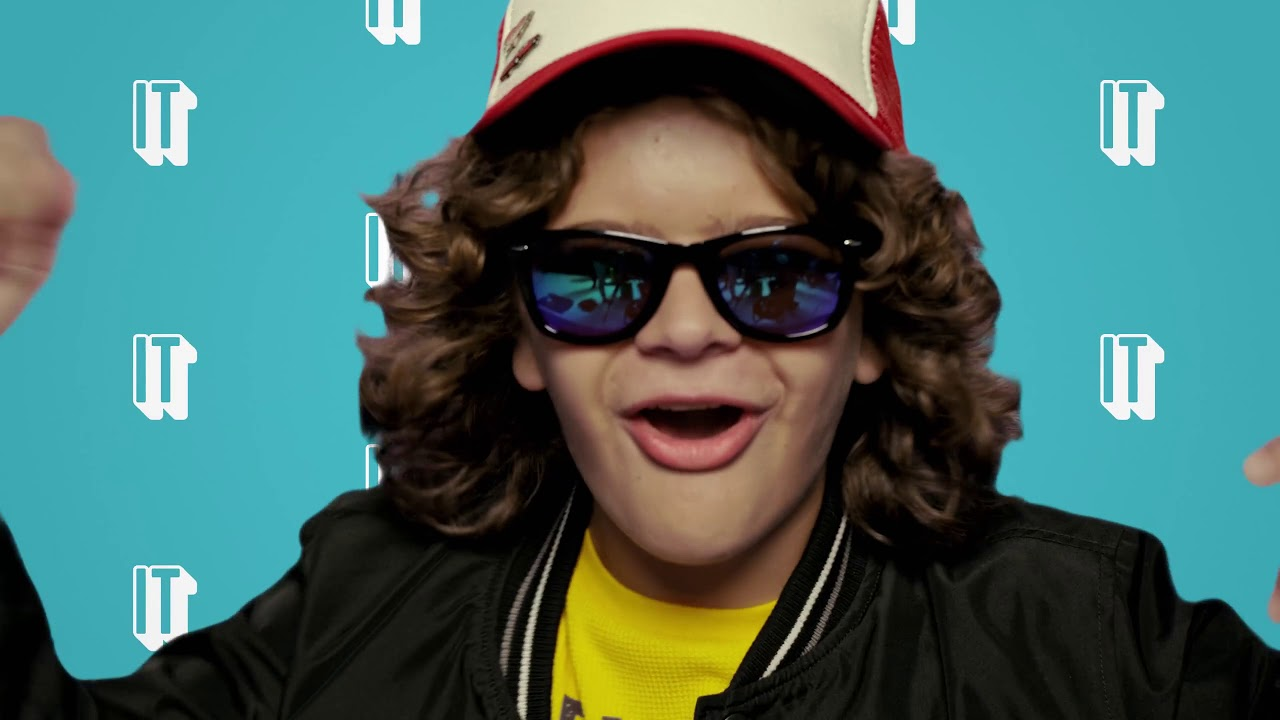 Get Instant Happy with Old Navy and Gaten Matarazzo