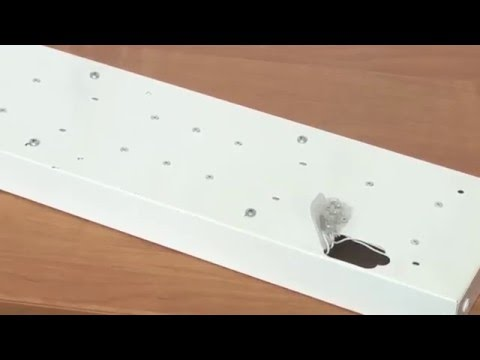 Видео-обзор светодиодного светильника Steckermann SIMPLEX LED