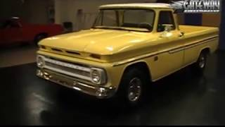 1966 Chevy C10 for sale at Gateway Classic Cars in IL.