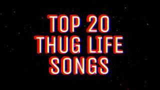 Top 20 Thug Life Songs_Ringtones