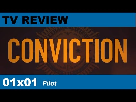 Conviction 01x01 Pilot review (Series Premiere)