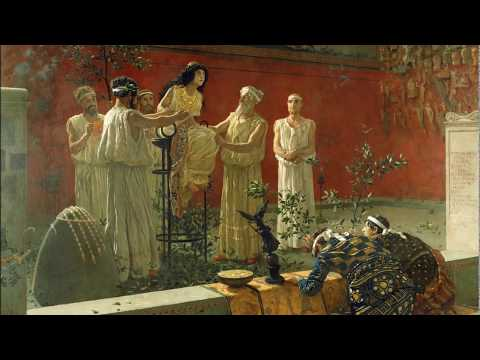 The Ladder of Life - A Story of the Oracle at Delphi