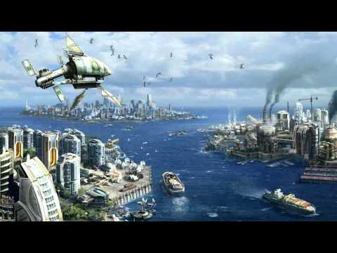ANNO 2070: Soundtrack - The City never sleeps