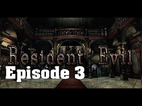 """Download """"Resident Evil HD Soluce Part.3"""" Le cauchemar de Chris. [Armure Richard Et Masque Mortuaire]"""