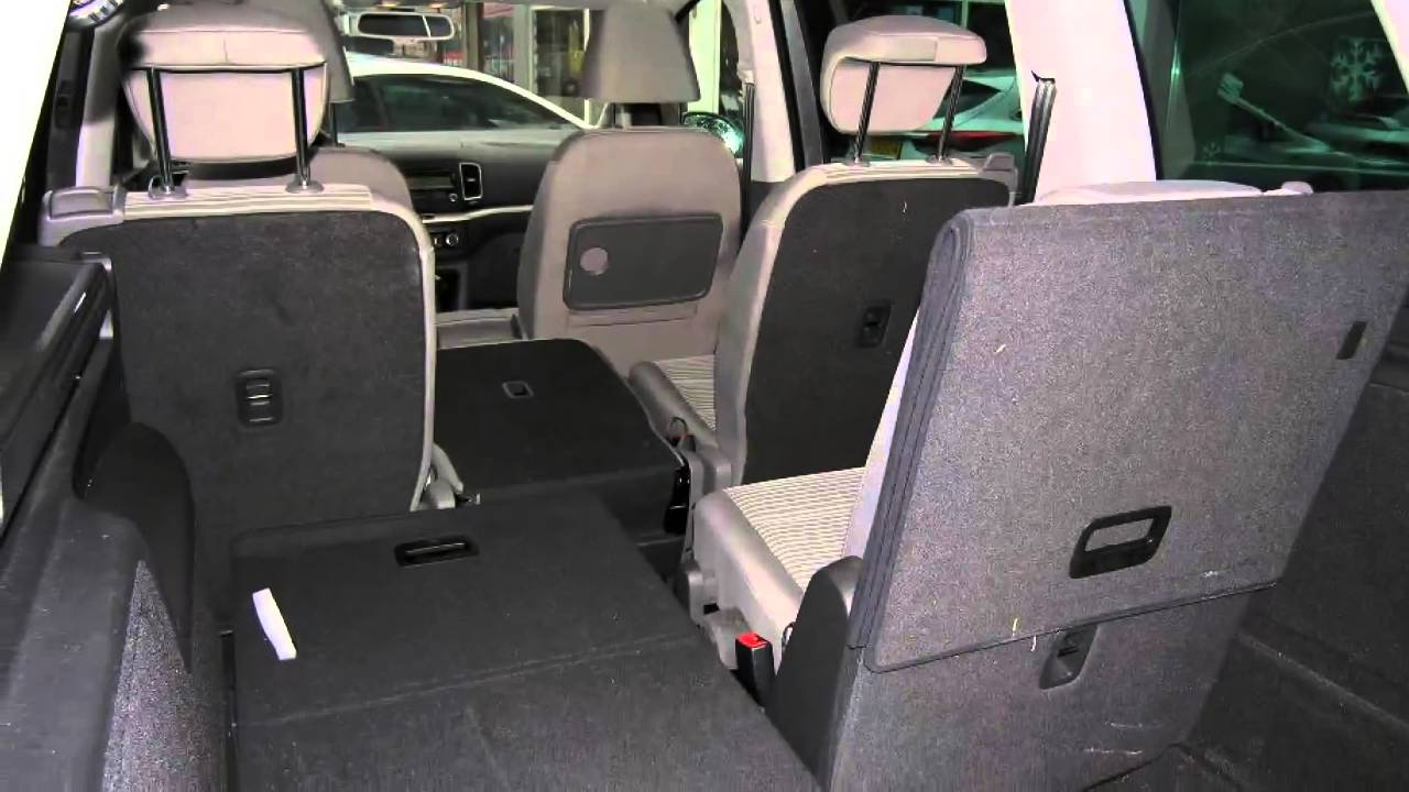 seat alhambra 1 4 tsi ecomotive style 7 persoons youtube. Black Bedroom Furniture Sets. Home Design Ideas