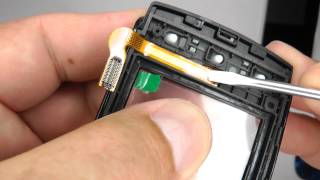Nokia 500 Disassembly & Assembly - Digitizer LCD Display & Case Replacement