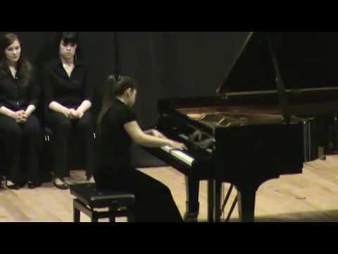 Lara Melda - Chopin Prelude No. 8