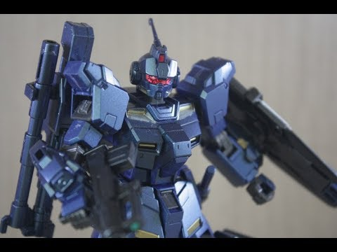 Expo Exclusive HGUC Pale Rider (Ground Heavy Equipment Type) Review