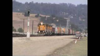 Union Pacific QRVDO: Watsonville, California
