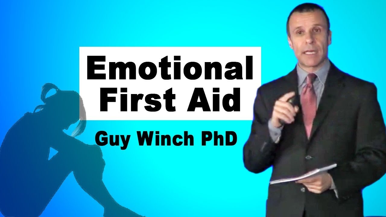 Guy winch phd