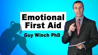 Healing Rejection, Guilt & Failure - Psychologist Guy Winch
