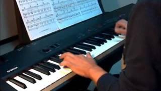 Depeche Mode - One Caress - Piano Solo