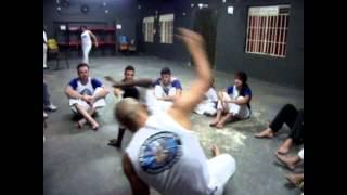 Roda de Capoeira A.D.C.C FILHOS DE GANDHI