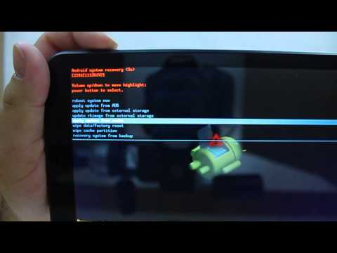 Android Not Working | Factory Reset